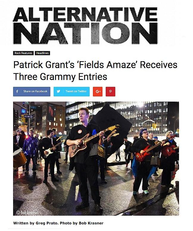 Patrick Grant - nEWS